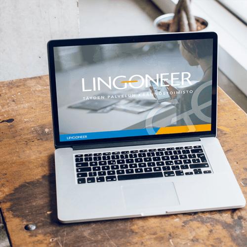 LINGONEER OY - myyntiesite